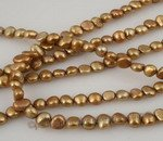 online wholesale nugget pearl beads&strands